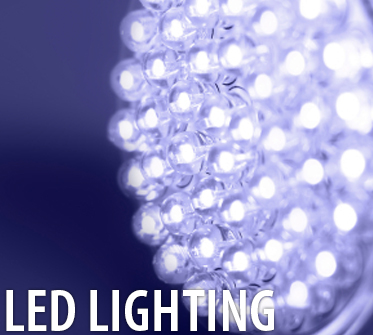 Reduce energy costs with LED lighting