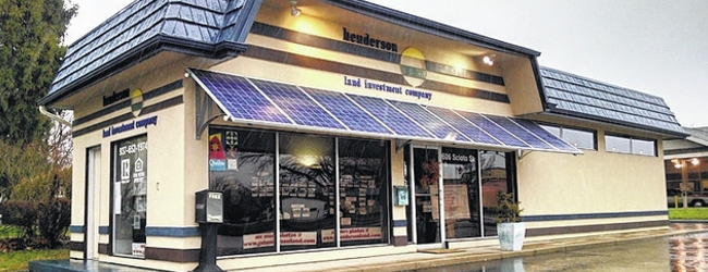 Solar Power And Light Solar Awnings