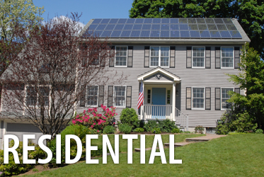 Residential solar for homes, condos, apartments